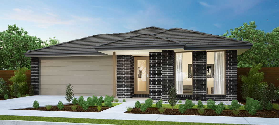 Carlton 178 new home design by burbank victoria - New home designs victoria ...