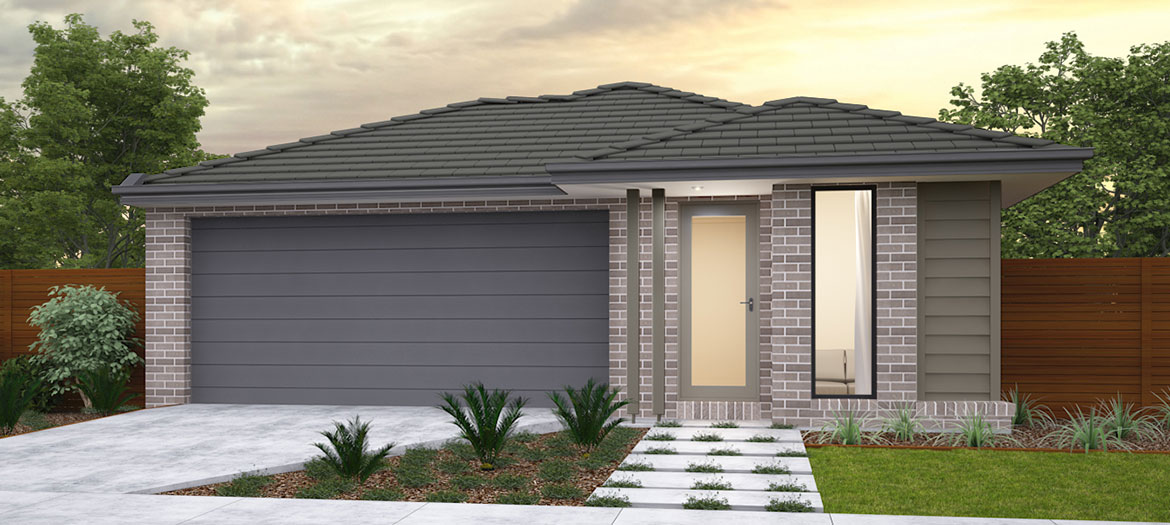 Collingwood 148 new home design by burbank victoria - New home designs victoria ...