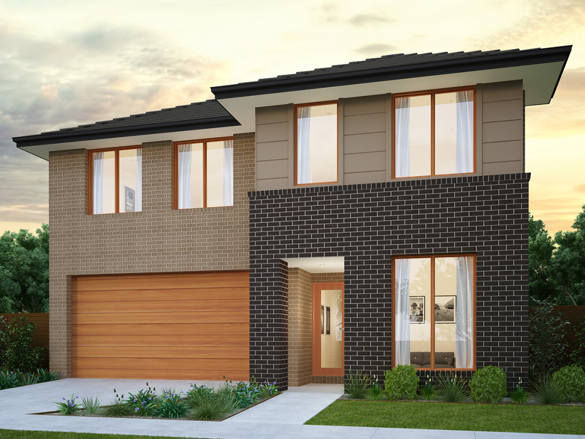 Hawthorn 333 new home design by burbank victoria - New home designs victoria ...
