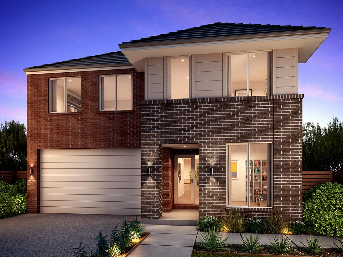 Indigo condor - New home designs victoria ...