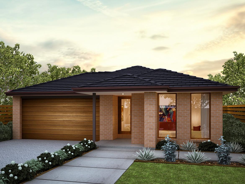 Kooyong 211 New Home Design by Burbank Victoria