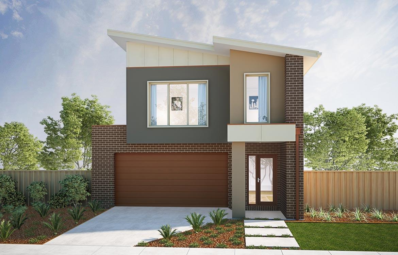 Hudson 344 new home design by burbank queensland for Hudson home designs