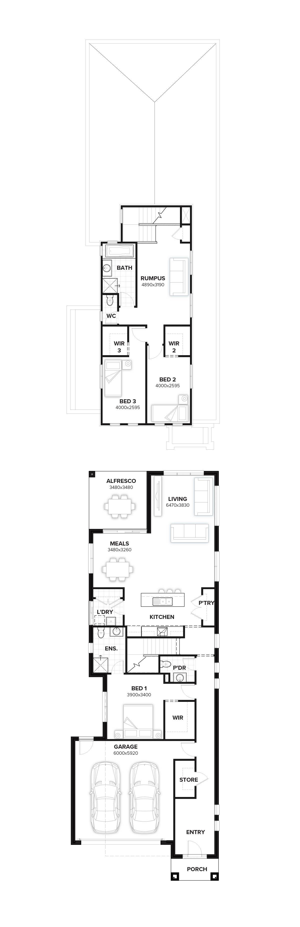 Highgate New Home Design By Burbank South Australia