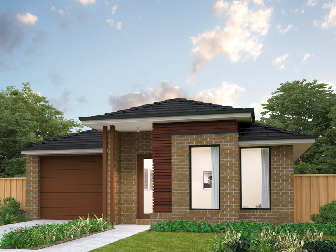 Mitchell Home And Land Package By Burbank South Australia